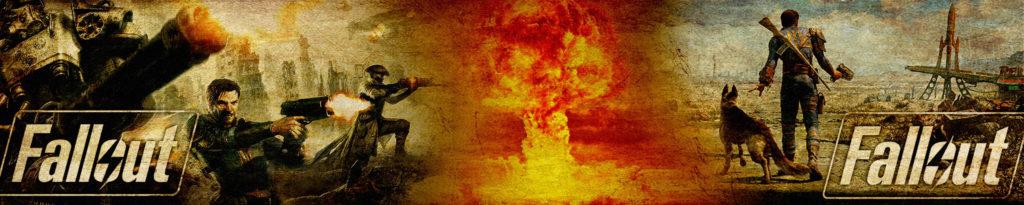 Постер к настольной игре Fallout