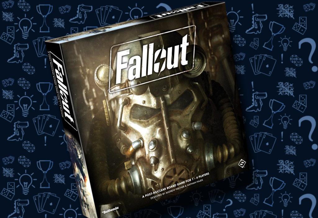 Настольная игра Fallout (rolethedice.ru Бросьте Кости)