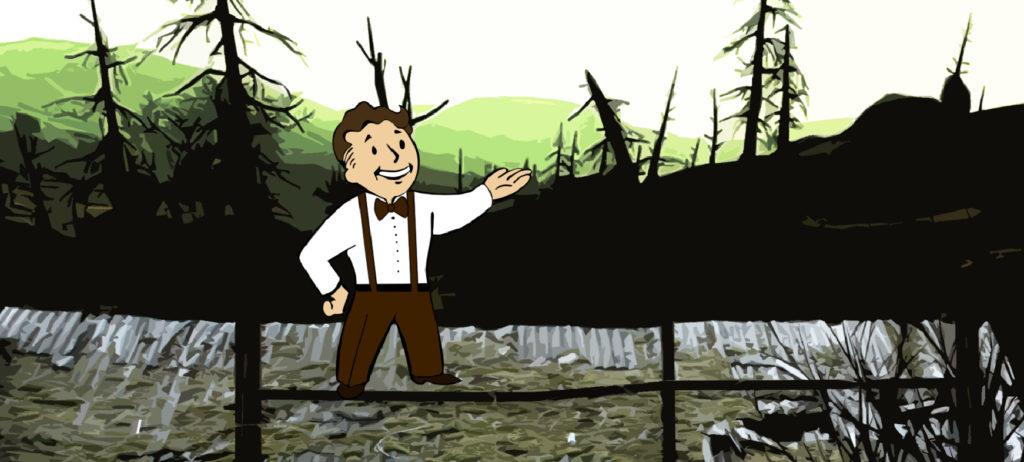 Fallout Проповедник