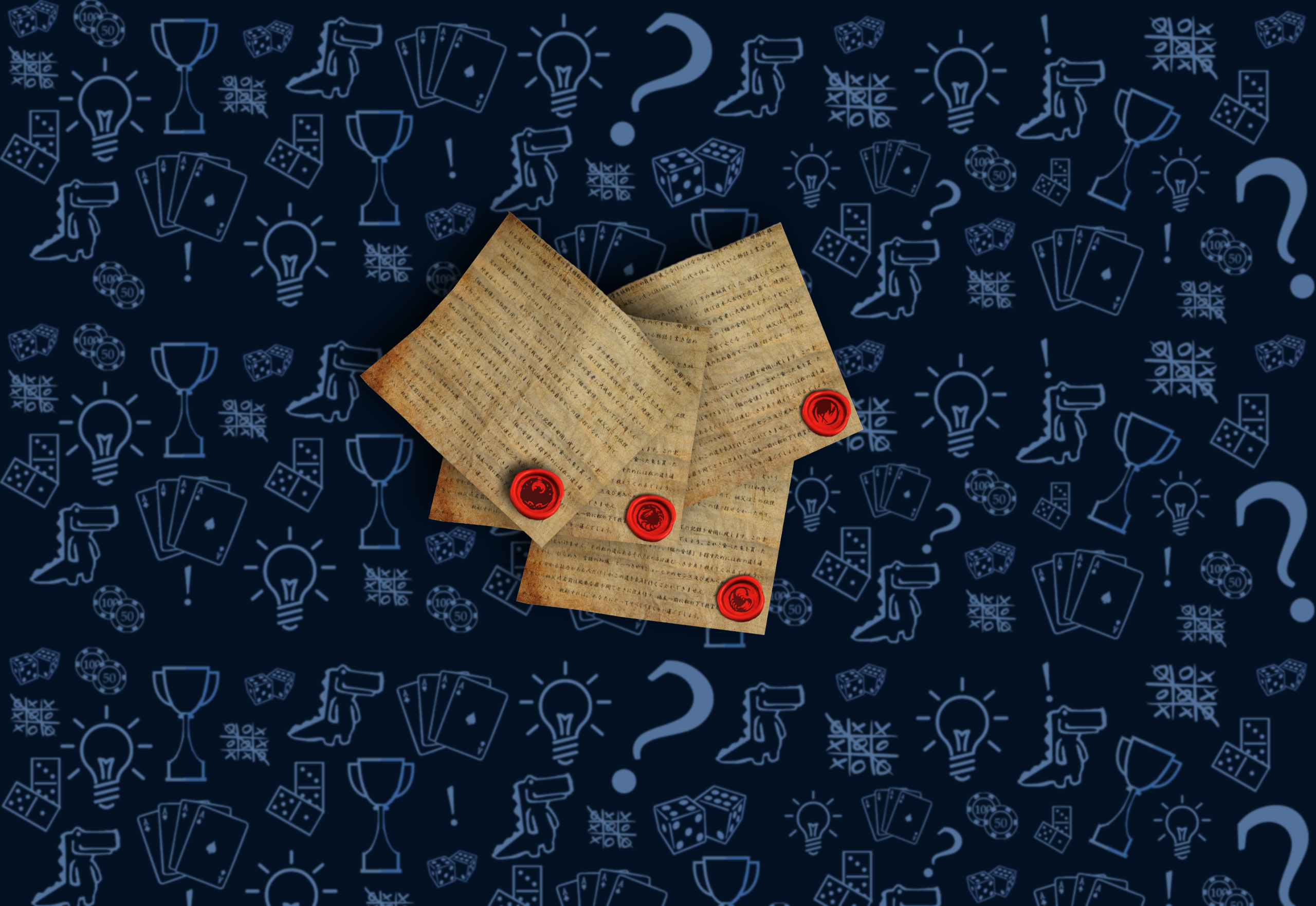 Фантазия на тему депеш в настольной игре Битва за Рокуган