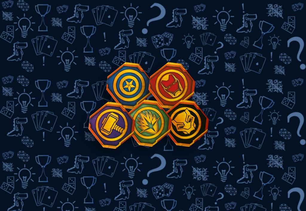 База в настольной игре «Мстители: Война Бесконечности»