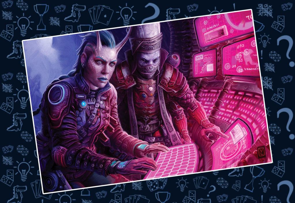 Тот момент когда прочитал правила и стал продвинутым в Starfinder