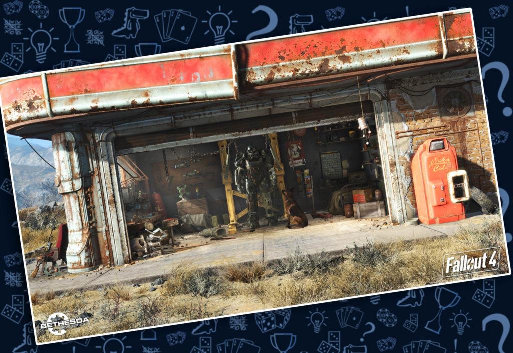 Fallout 4 (rolethedice.ru Бросьте Кости)
