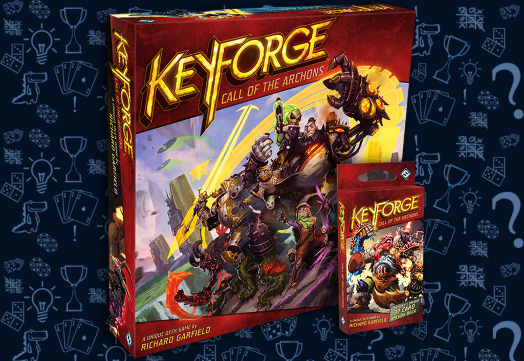 Keyforge: call of archons (rolethedice.ru Бросьте Кости)