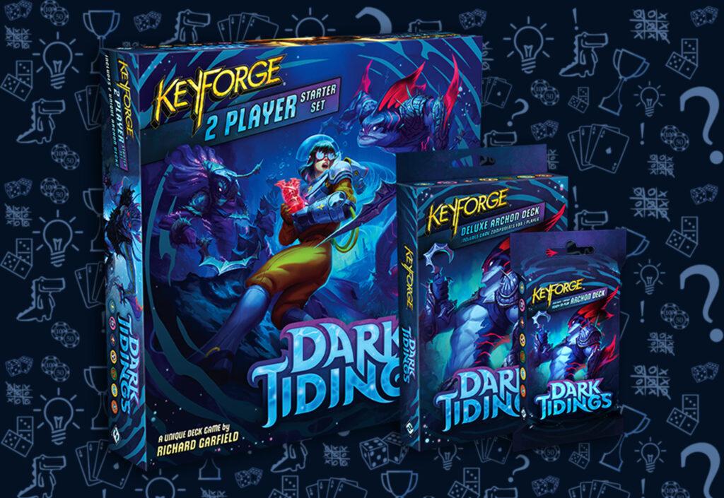 Keyforge: Dark Tidings (rolethedice.ru Бросьте Кости)