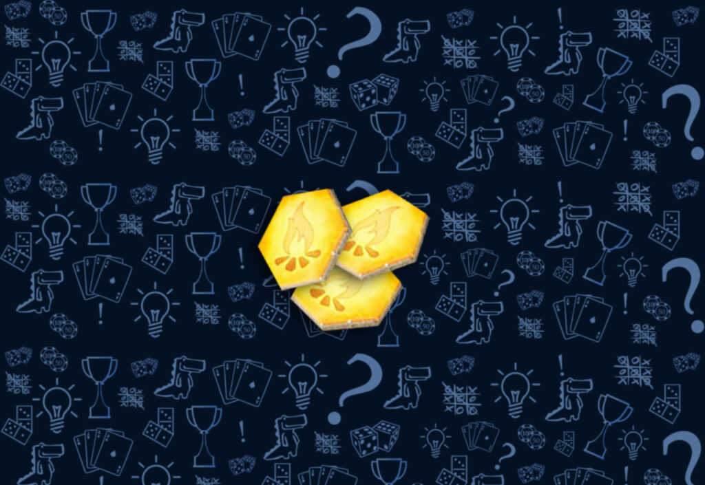 Костры в Настольной игре Остаться в живых неизведанные земли (rolethedice.ru Бросьте Кости)
