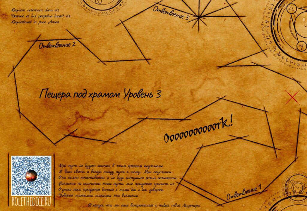 Уровень 3 Настольная ролевая игра Тавернские Байки (rolethedice.ru Бросьте Кости)